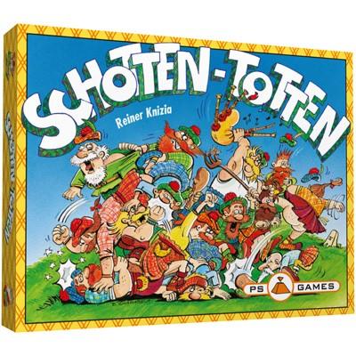 Schotten-Totten, PS Games, doos