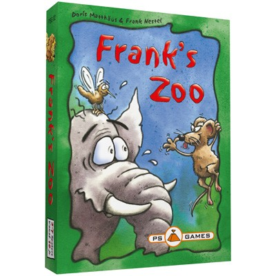 Frank's Zoo, PS GAMES, doos