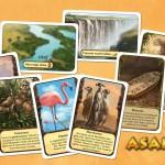 White Goblin Games, Asante, speelkaarten