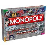 Monopoly Transformers Retro, doos