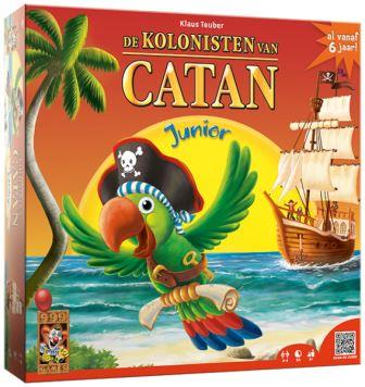 De Kolonisten van Catan Junior, 999 games, doos