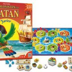 De Kolonisten van Catan Junior, 999 games, spelinhoud