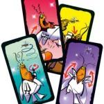 Kakkerlakkendans, Drei Magier Spiele, speelkaarten