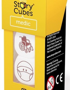 Story Cubes Medic