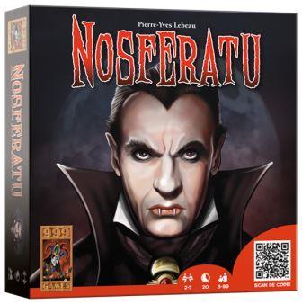 Nosferatu, 999 Games, doos