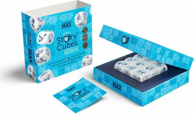 Rory's Story Cubes - Action MAX