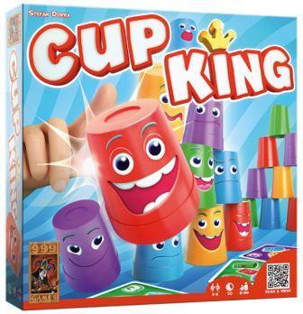Cup King, doos
