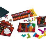 Ubongo, White Goblin Games, speelmateriaal