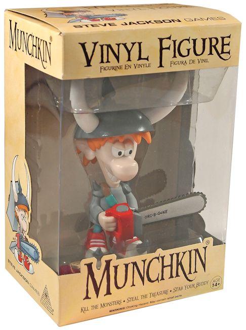 Munchkin Spyke vynil Figure