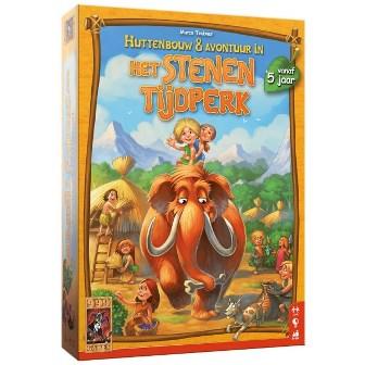 Stenen Tijdperk Huttenbouw & Avontuur 999 Games