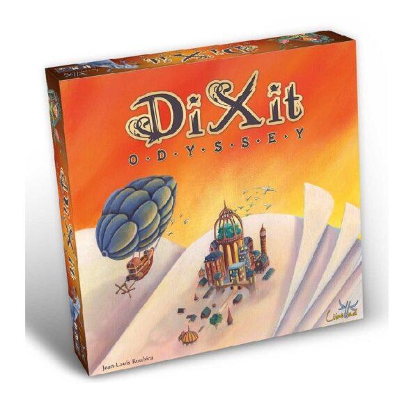 Dixit Odyssey, Libellud, doos