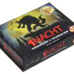 1 Nacht Weerwolven & Waaghalzen, White Goblin Games, doos