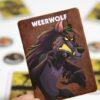 1 Nacht Weerwolven & Waaghalzen, White Goblin Games, speelkaarten