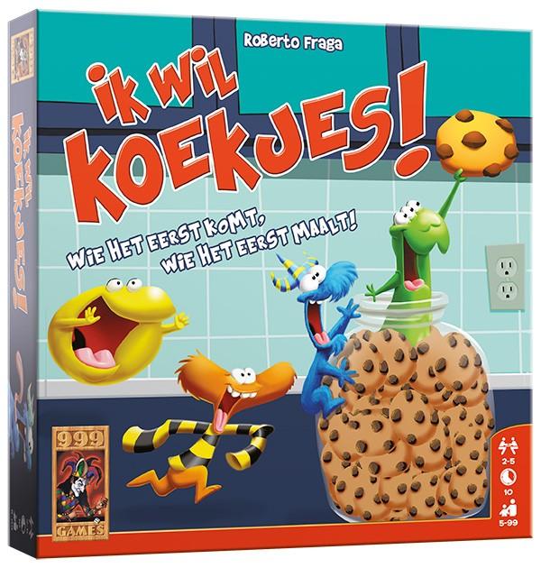 Ik wil koekjes 999 Games