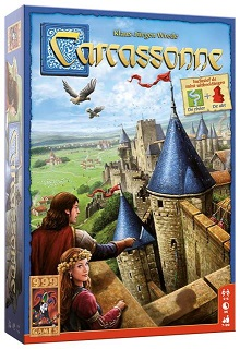 Carcassonne 999 Games