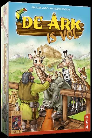 De Ark is vol 999 Games
