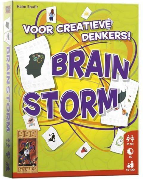 Brainstorm kaartdoosje