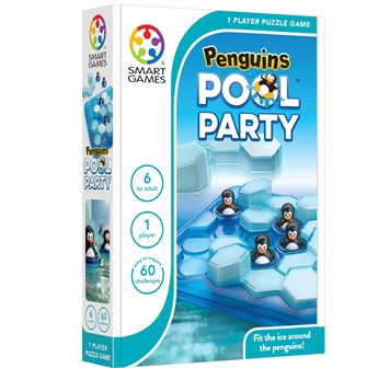 Penguins Pool Party Smart Games