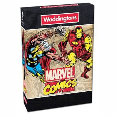 Playing Cards Marvel Comics Retro d12