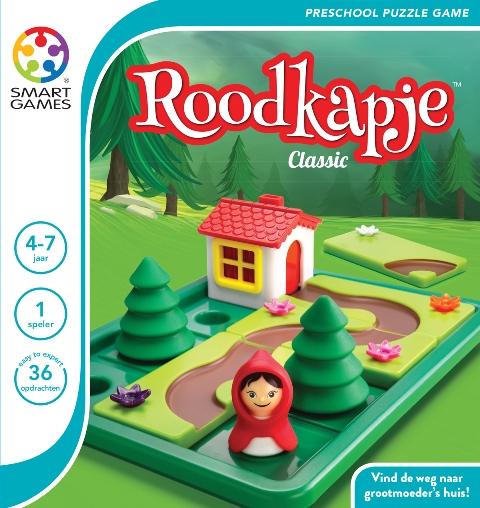 Roodkapje smart Games
