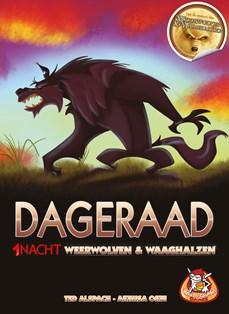 1 nacht Weerwolven & Waaghalzen Dageraad