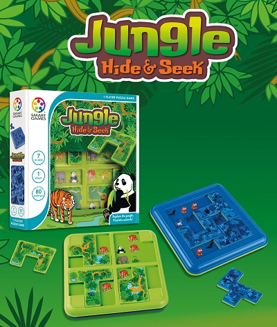 Jungle Hide & Seek