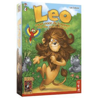 Leo moet naar de kapper