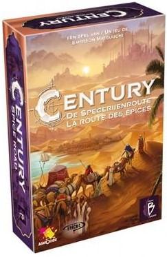 Century De Specerijenroute - Plan B