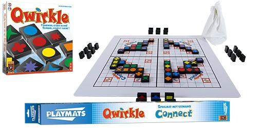 Qwirkle playmat connect
