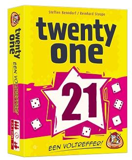 Twenty one 21