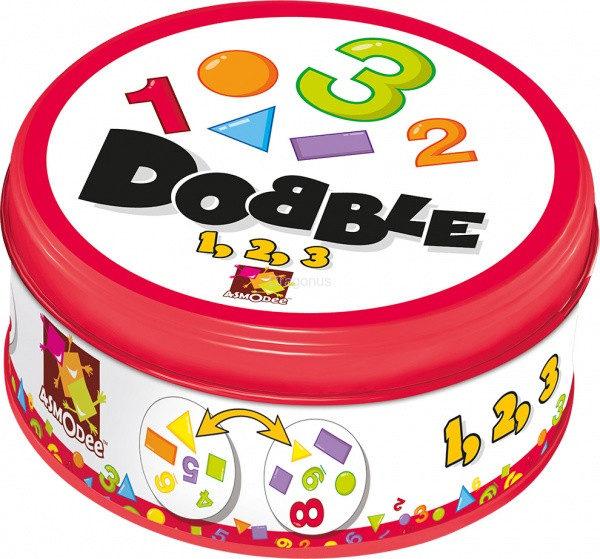 Dobble 1,2,3 doos