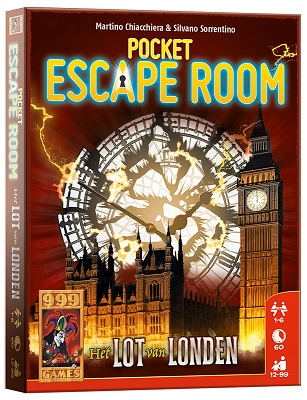 Pocket escape room Londen