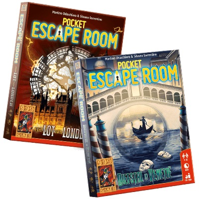 pocket escape room venetië