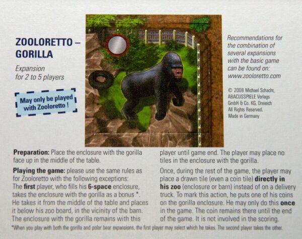 zooloretto-gorilla