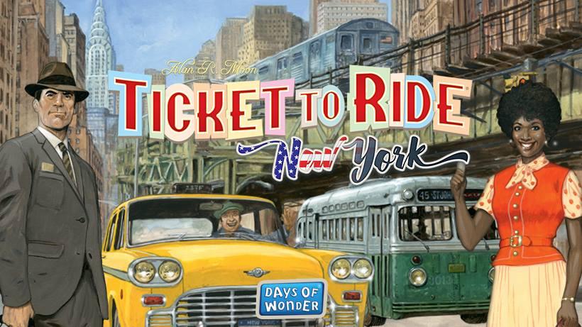 TTR New York - Banner