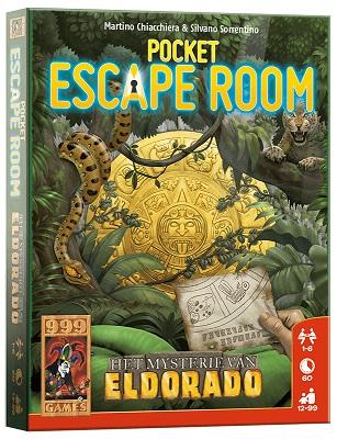 Escape Room Het mysterie van El Dorado