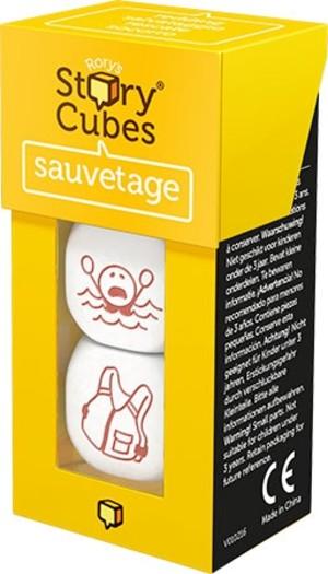 story cubes redding-sauvetage-rescue