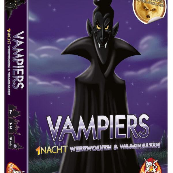 1 nacht vampiers