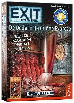Exit de dode in de Orient-Express