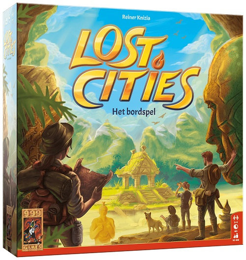 Lost Cities: Bordspel