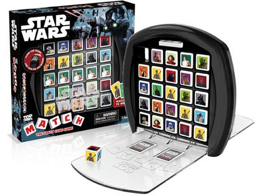 Top Trumps Match Star Wars