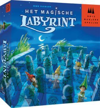 Het Magische Labyrint