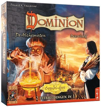 Dominion Combidoos + Alchimisten-Overvloed