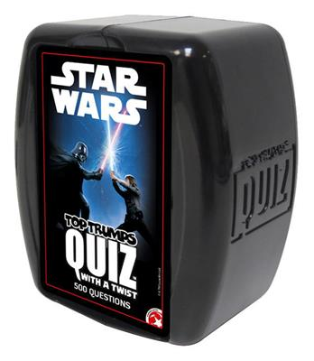 Top Trumps Quiz stars wars