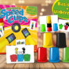 Speed Cups 6 pers