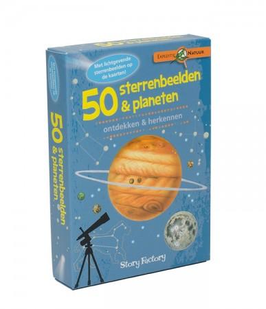 Expeditie-Natuur-50 Sterrenbeelden & Planeten