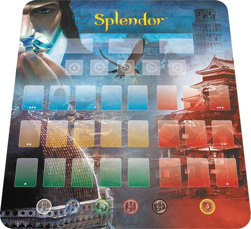 Splendor Playmat