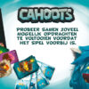 Cahoots banner