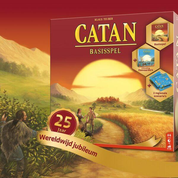 Catan - 25 Jaar Wereldwijd Jubileum