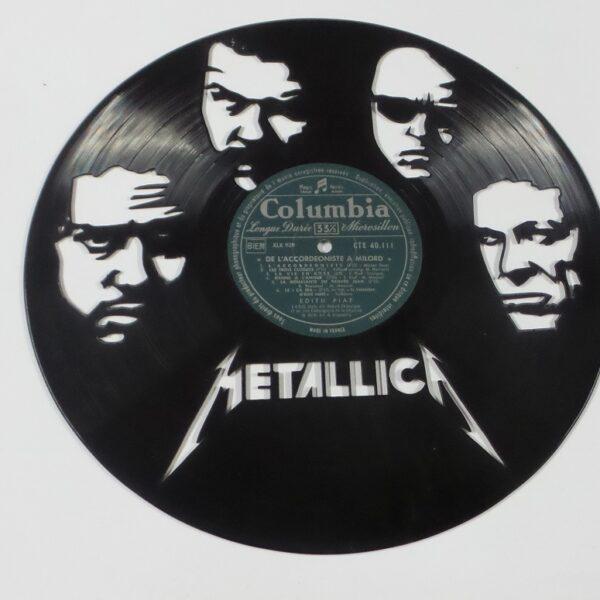 vinyl-Metallica